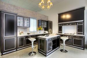 Кухни у знаменитостей стильные кухни